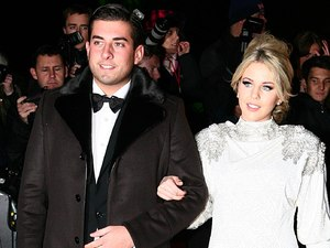 James Argent, Lydia Rose Bright, The Sun military Awards