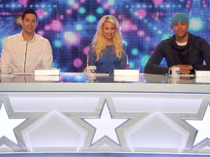 The judges on Got To Dance