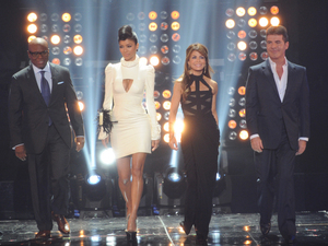 The X Factor USA Final Part 1: L.A. Reid, Nicole Scherzinger, Paula Abdul and Simon Cowell