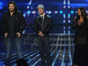 The X Factor USA Final Part 1: Josh Krajcik, Chris Rene and Melanie Amaro