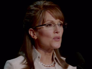 Julianne Moore as Sarah Palin in HBO&#39;s &#39;Game Change&#39; trailer
