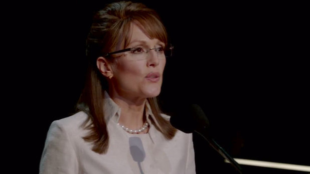 Julianne Moore as Sarah Palin in HBO's 'Game Change' trailer