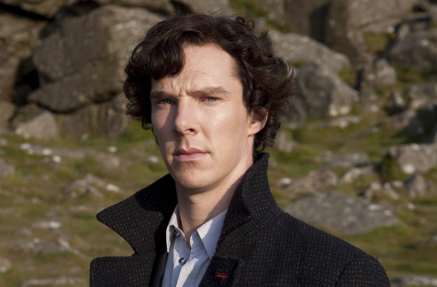 Sherlock in The Hound of the Baskervilles