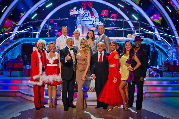 Strictly Come Dancing 2011 Christmas Special