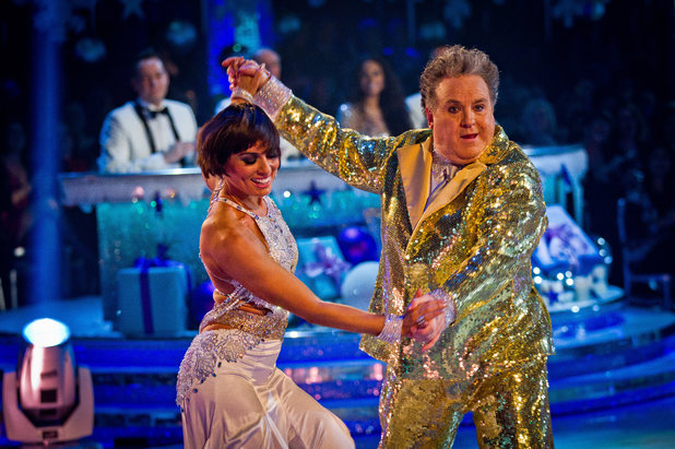 Russell Grant, Flavia Cacace