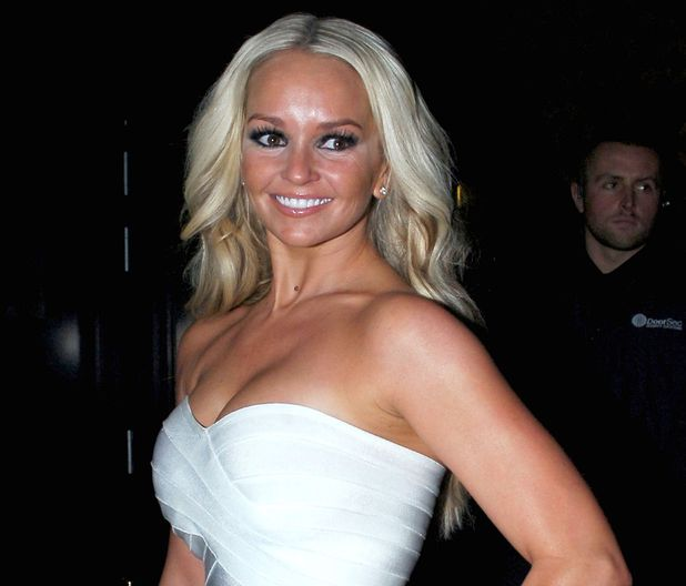 Jennifer Ellison Playground nightclub, Liverpool