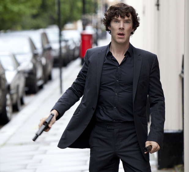 Sherlock: Series 02 ep01: A Scandal in Belgravia