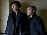 Sherlock Holmes, Dr Watson, Benedict Cumberbatch, Martin Freeman, Sherlock