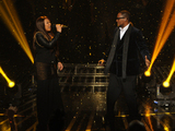 The X Factor USA Final Part 1: Melanie Amaro and R. Kelly perform