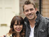 Ashley Taylor Dawson & Jessica Fox (Darren and Nancy, Hollyoaks)