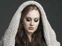 "Fashion designer says he thinks Adele has a ""beautiful face and a divine voice""."