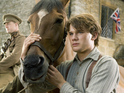 Jeremy Irvine discusses landing the lead role in Steven Spielberg's War Horse.