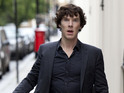 A picture preview of Sherlock's second series premiere.