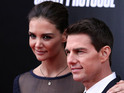 Katie Holmes apparently used a 'throwaway' phone to keep her plans secret.