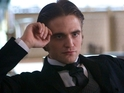 Robert Pattinson attracted hundreds of fans to the Budapest set of Bel Ami.