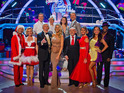 Get ready for Strictly Come Dancing's Christmas special with a preview gallery.