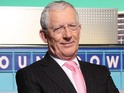 A first look at The Apprentice's Nick Hewer on the set of Countdown.