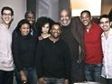 Will Smith posts a photo of a reunited Fresh Prince cast online.