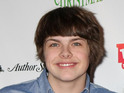The teen star joins Harrison Ford and Asa Butterfield on the blockbuster.