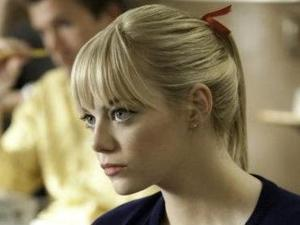 Emma Stone, Gwen Stacy, The Amazing Spider-Man