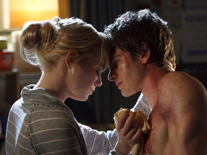 Andrew Garfield, Gwen Stacy, The Amazing Spider-Man