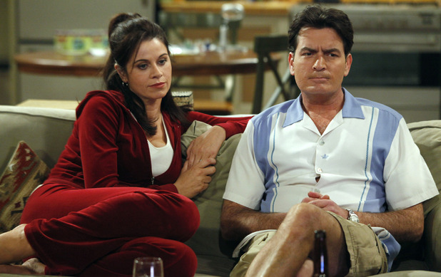 Charlie Sheen, Two and a Half Men, Jennifer Taylor