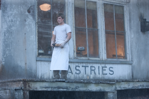 Josh Hutcherson in &#39;The Hunger Games&#39;