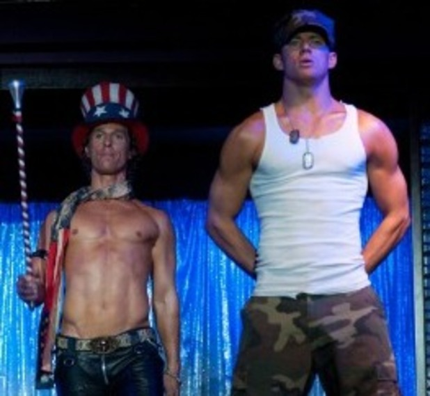 Matthew McConaughey and Channing Tatum... Magic Mike, Channing Tatum, ...