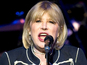 Faithfull breaks back, cancels shows