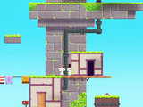 'Fez' gameplay screenshot
