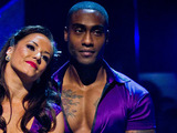 Simon Webbe on Strictly Come Dancing