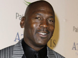 Former U.S. basketball star Michael Jordan