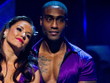 Click in for pictures of Simon Webbe on the Christmas edition of Strictly Come Dancing.
