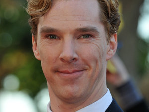 Benedict Cumberbatch at the 'Tinker Tailor Soldier Spy' film premiere, BFI Southbank, London - 13 Sep 2011