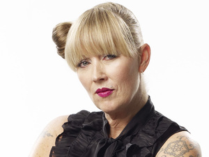 Project Runway: All Stars: Sweet P/Kathleen Vaughn - season four, fifth place