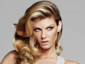Project Runway: All Stars judge: Model Angela Lindvall
