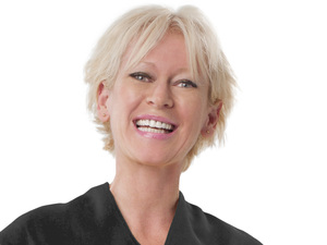 Project Runway: All Stars judge: Marie Claire Editor-in-Chief Joanna Coles