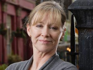 Lindsey Coulson (Carol Jackson, EastEnders)