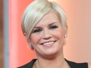 Kerry Katona on 'Daybreak'