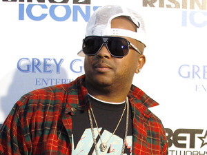R&B Producer/Singer The Dream