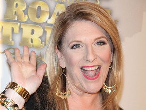 Lisa Lampanelli Comedy Central presents 'Roast of Donald Trump' held at Manhattan Center Grand Ballroom - Arrivals New York City