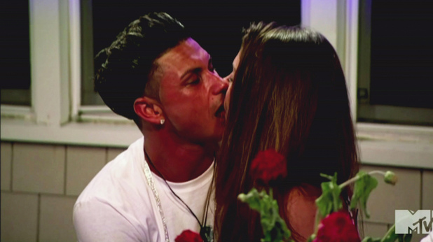 Paul 'Pauly D' DelVecchio MTV's 'Jersey Shore' Season 5 Premiere Hurricane Situation: The Roomates are excited to return to New Jersey; Mike threatens to ruin Snooki's relationship with Jionni