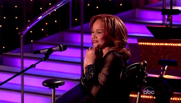 Demi Lovato and Etta James perform
