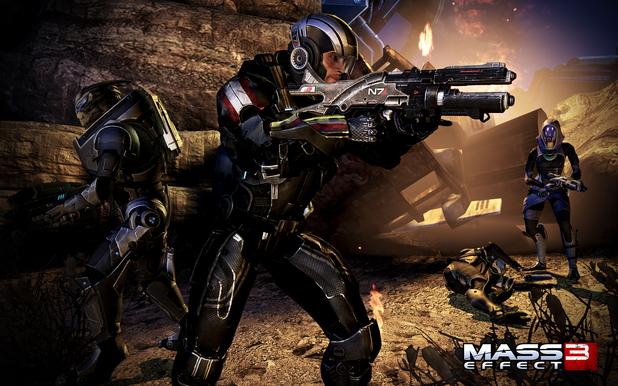 Mass Effect 3