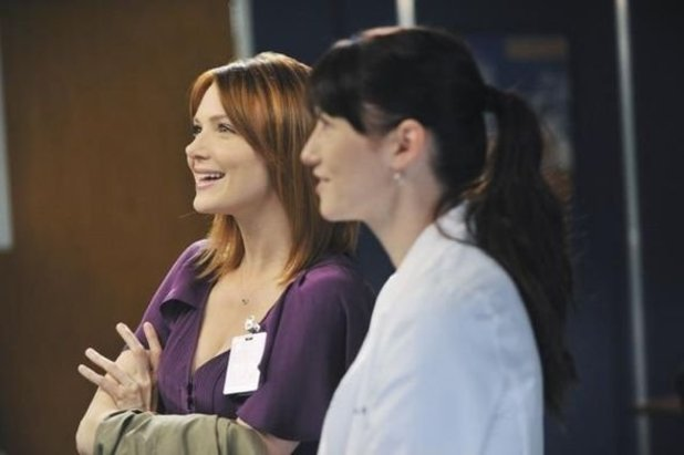 Grey's Anatomy S08E10: 'Suddenly'
