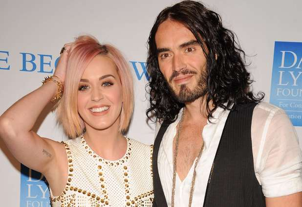 Katy Perry, Russell Brand