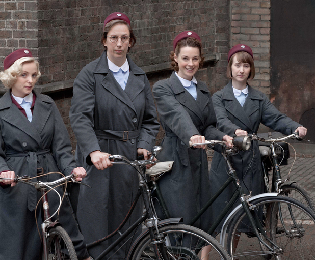 Miranda Hart (Call The Midwife)