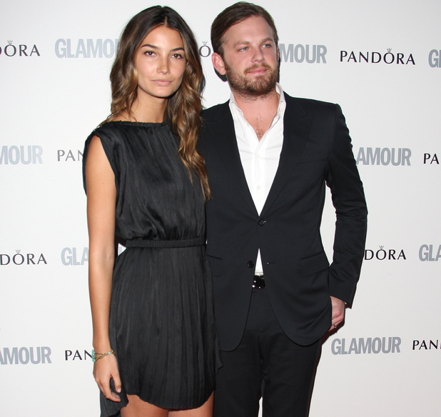 Previous Next Caleb Followill and Lily Aldridge confirmed that they    Lily Aldridge And Caleb Followill 2014