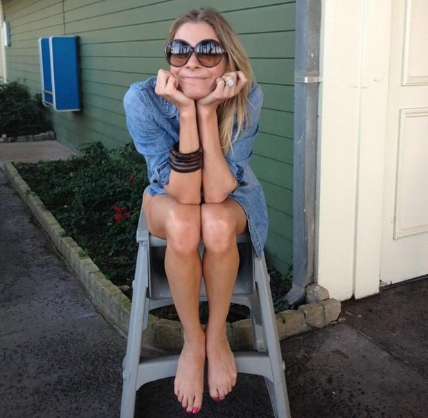 LeAnn Rimes, Twitter