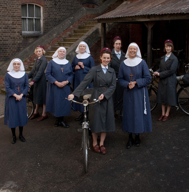 'Call The Midwife' cast